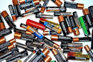pacco batteria