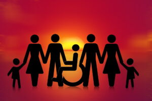 ragazzi disabilità